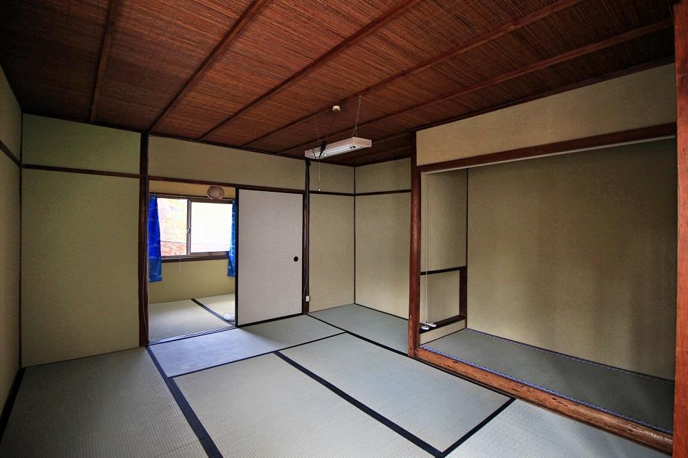 2階は和室が2間