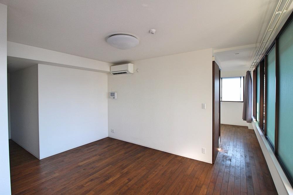 301号室:一人で暮らすなら十分な空間