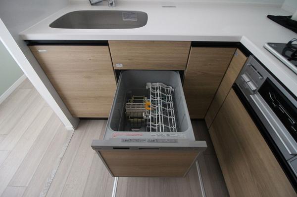 食器洗い乾燥機です。