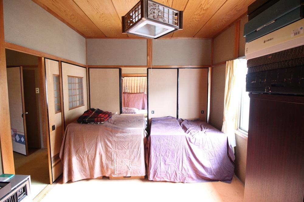 2階真ん中の和室