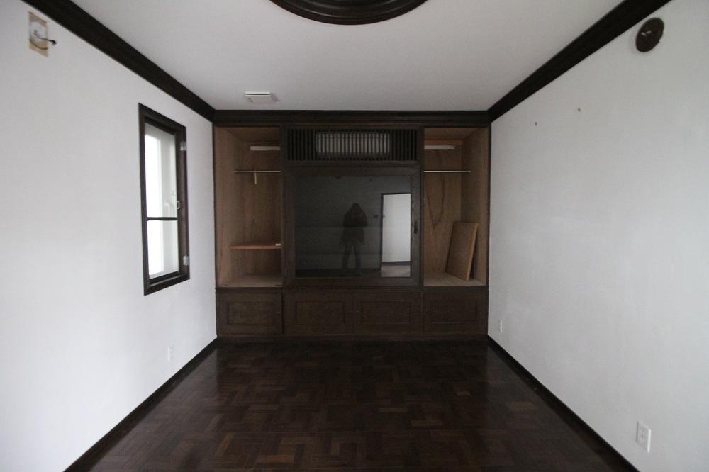 2階のトイレ横の洋室