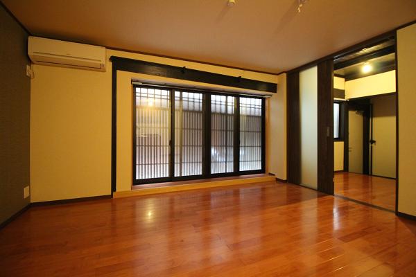 1階のメインルームです。