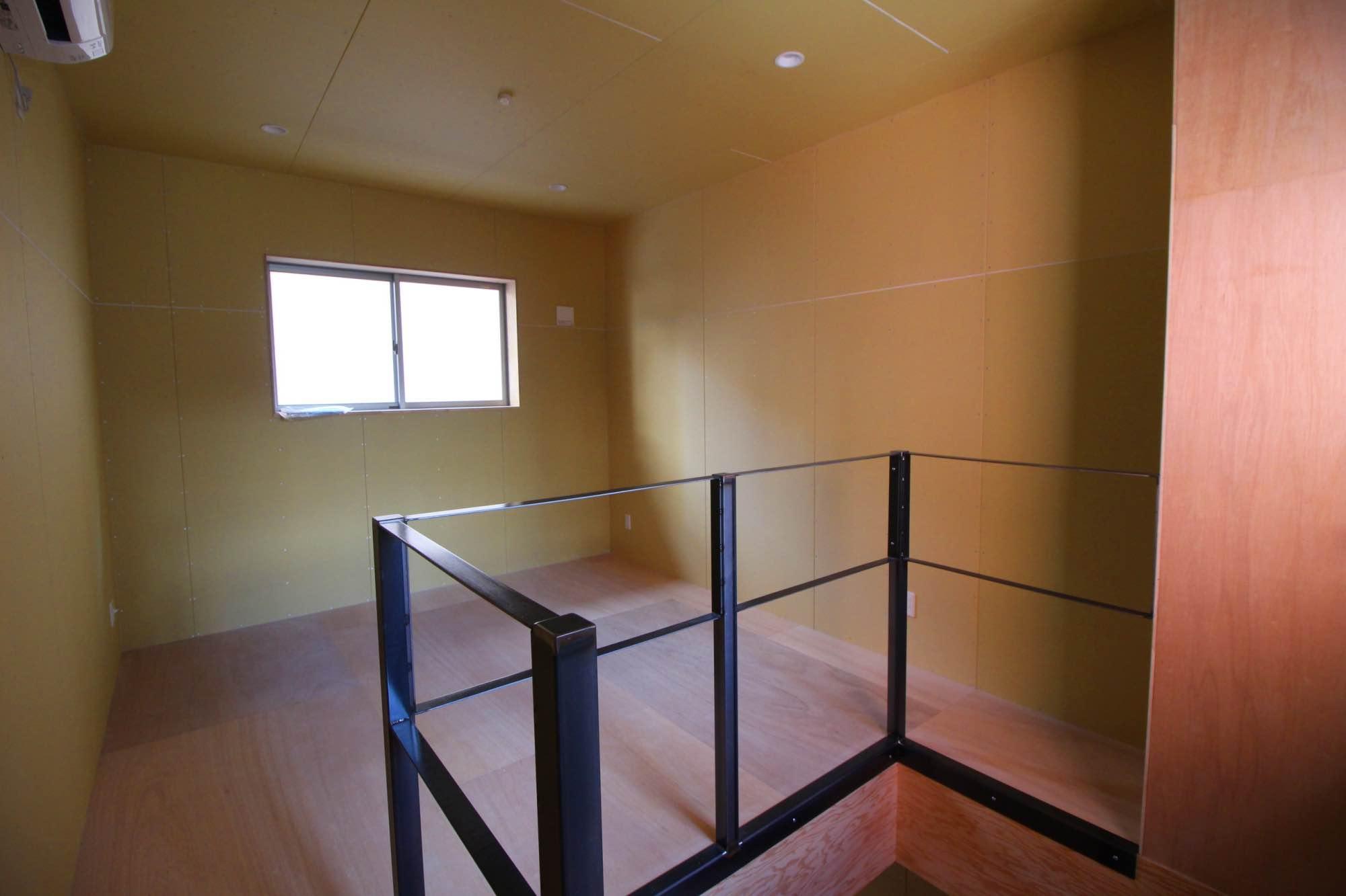 B区画の2階。
