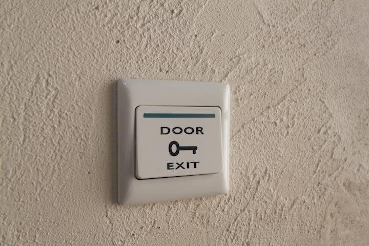 電子玄関キー搭載。