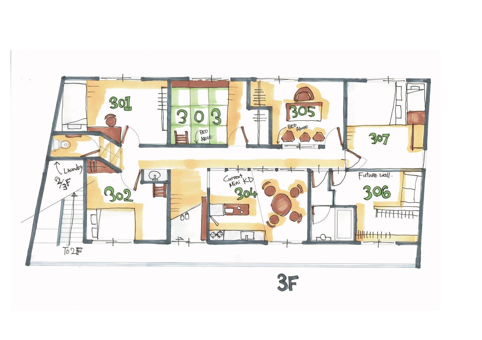 3階はクラプトンの住処