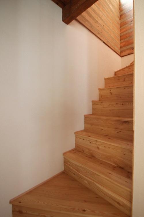 2階が居住スペース
