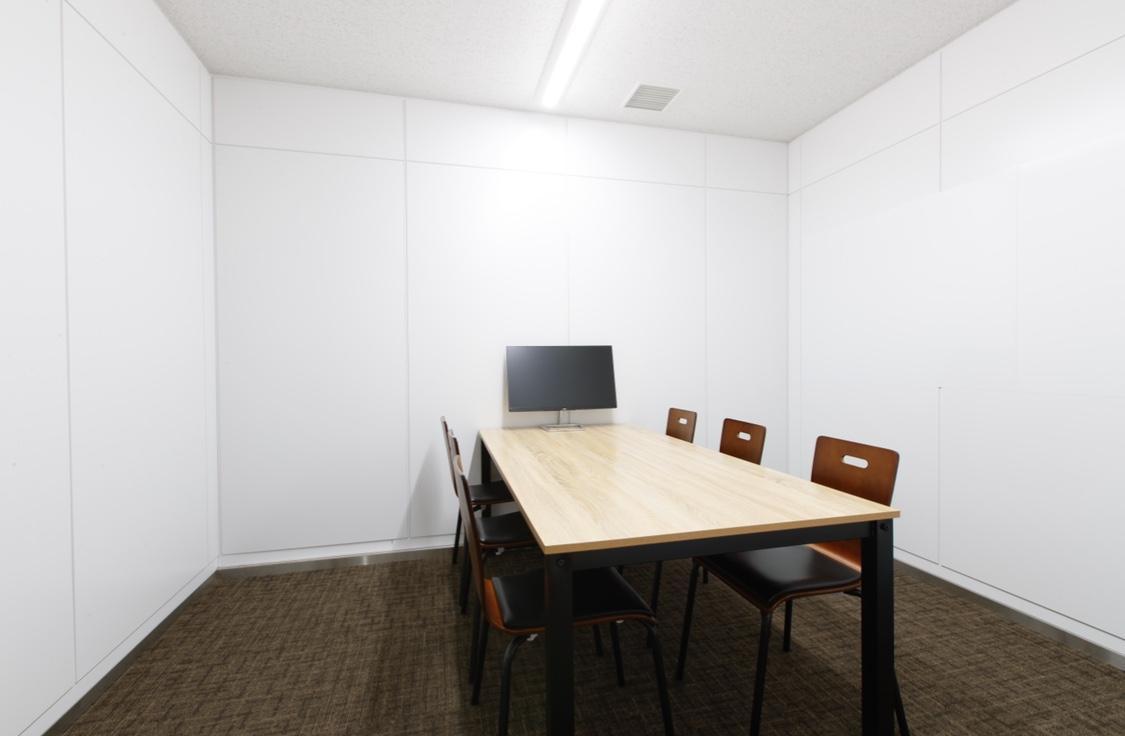 こちらは会員が使える会議室