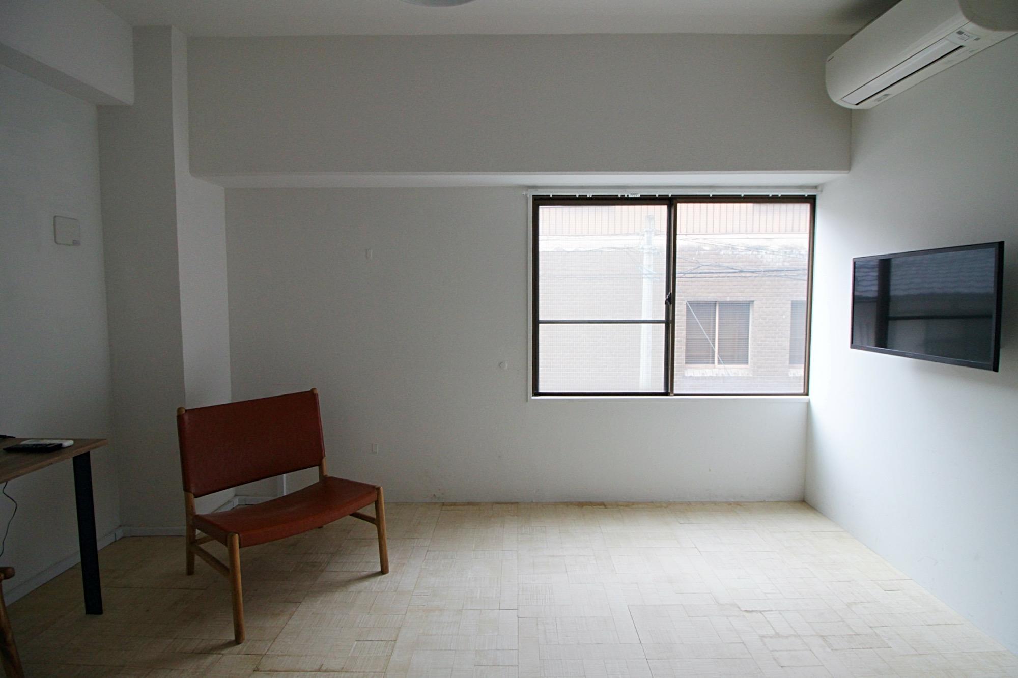 こちらは東側のお部屋。