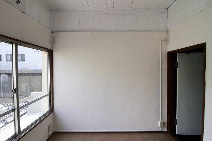23号室|狭い区画なので1人向き