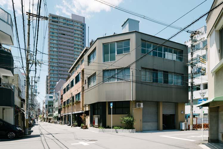 まだまだ使える、渋ビル再生のススメ - 大阪R不動産