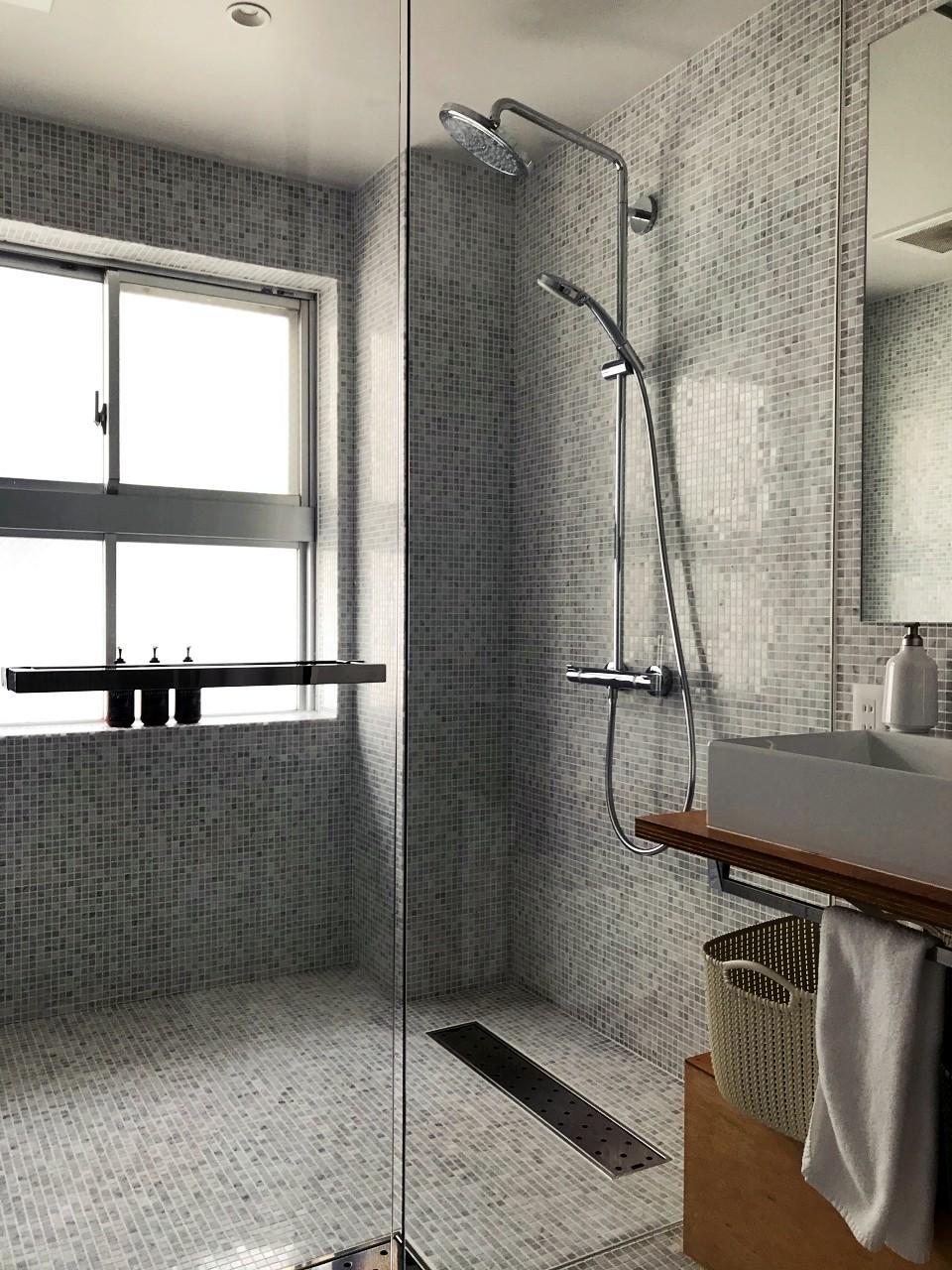 シャワータイプの部屋もあります