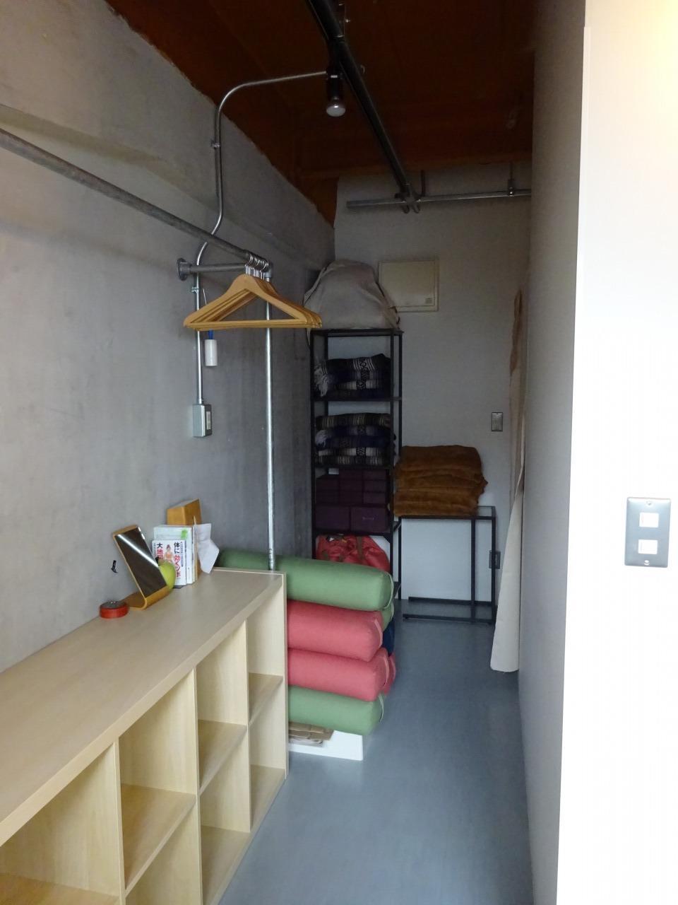 室内奥側スペース