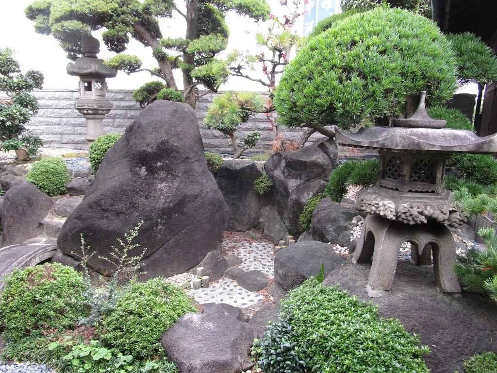 敷地内には専用庭があります