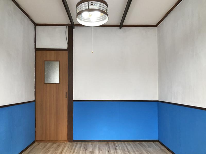 2階洋室は何か某アニメを想起させる気がします