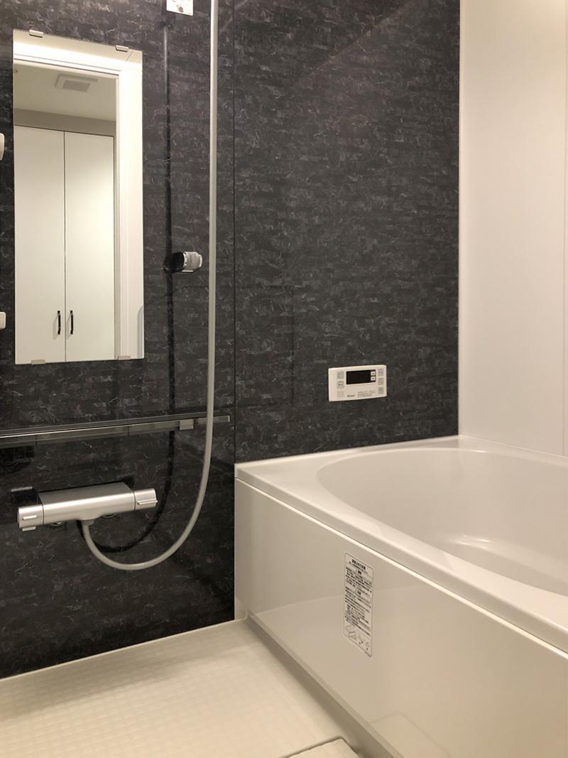 1216サイズの浴室