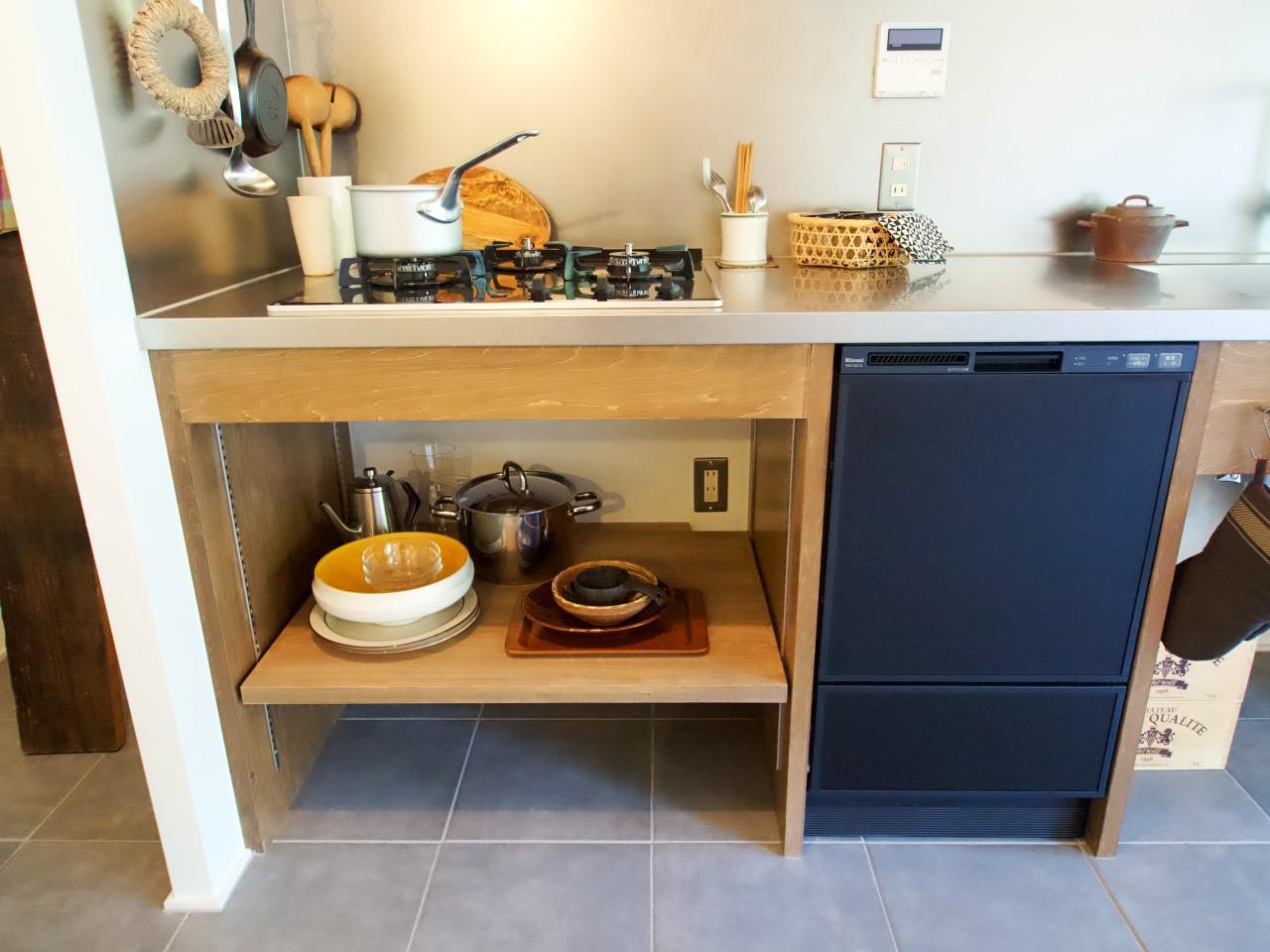 食洗機も設置