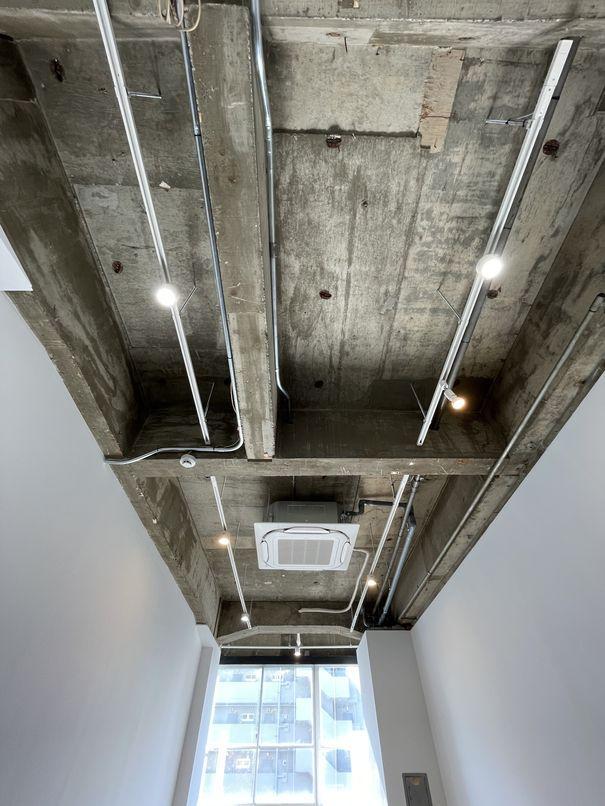 天井が高いのもポイントの一つです!