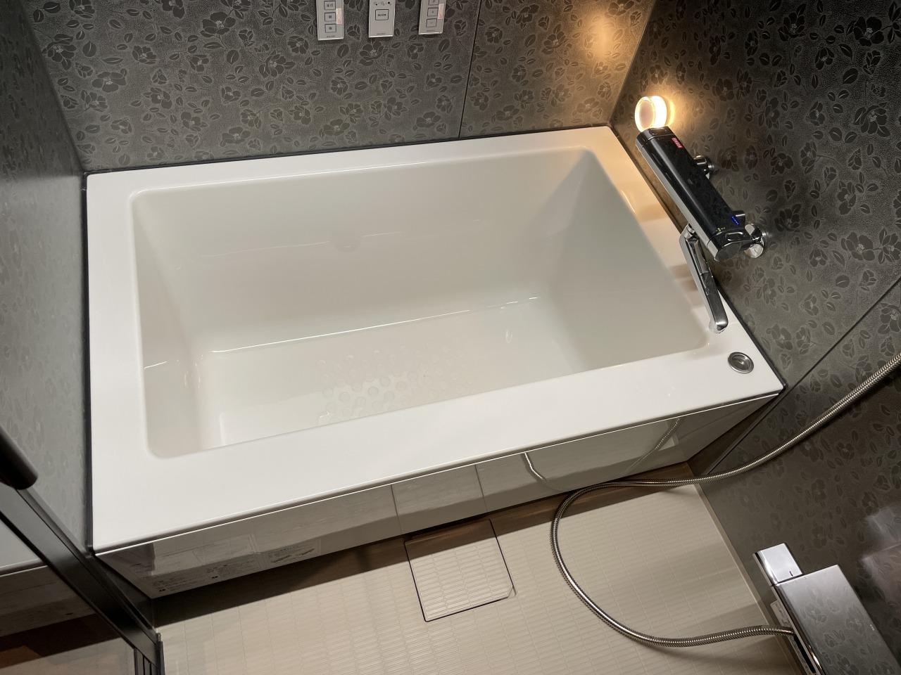 浴室も完備