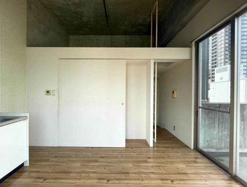 デザイン性と機能性があるドア