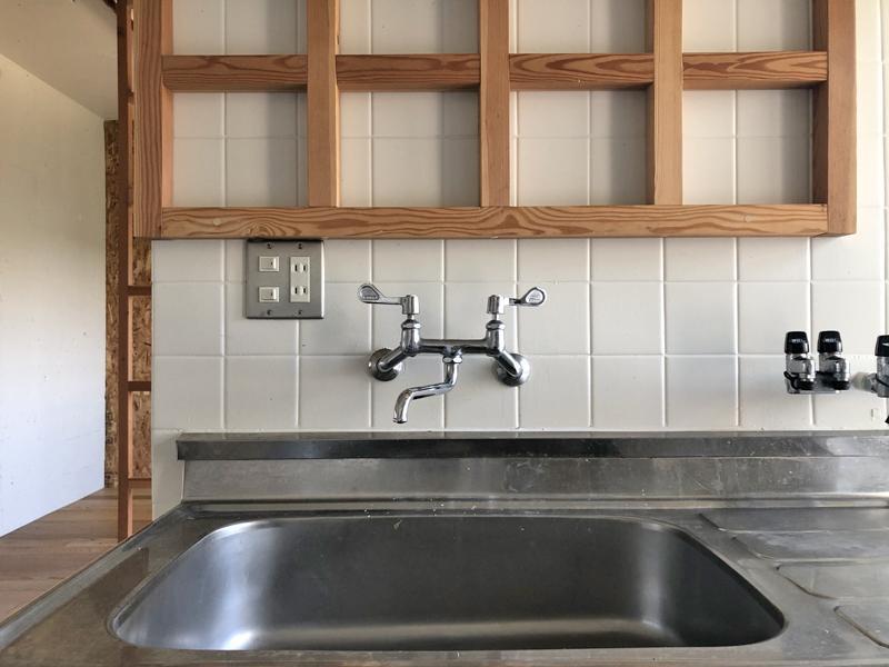 こだわるところはこだわって、ラボレバー水栓