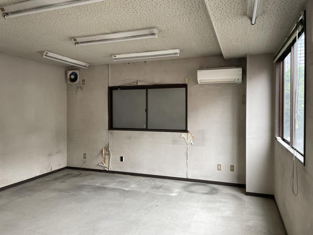2Fには事務所スペースがあります