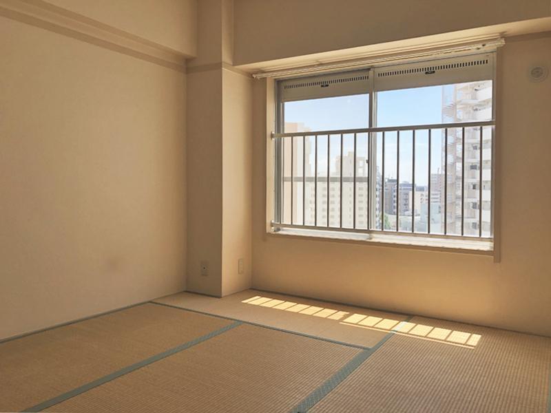 和室の部屋もあり。