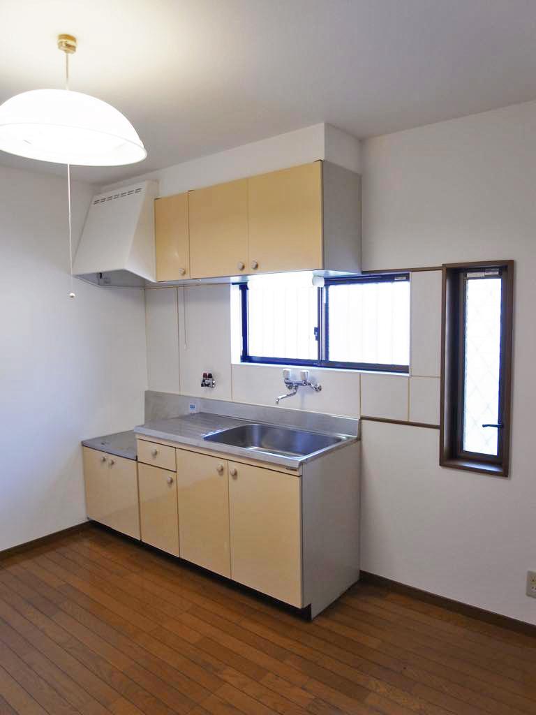 住設備は最新式ではないですが、基本スペックはおさえています。
