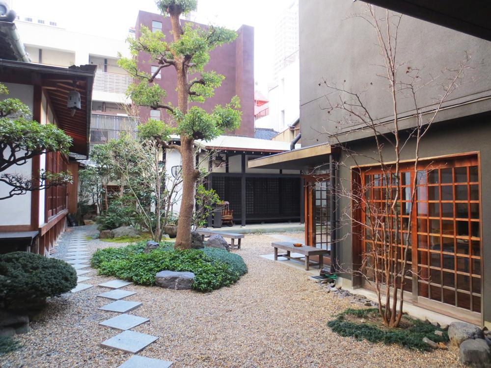 お寺の一角をイベントスペースとして開放されることもあります