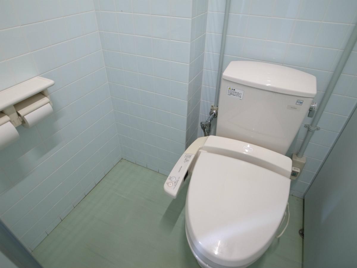 洋式のトイレです