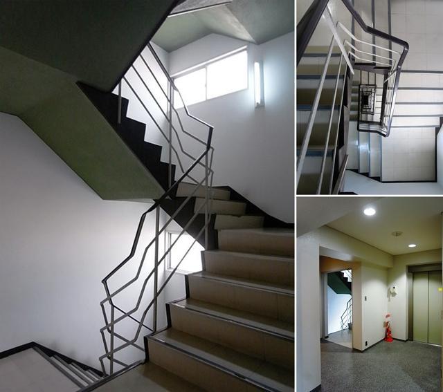 階段も素敵すぎます