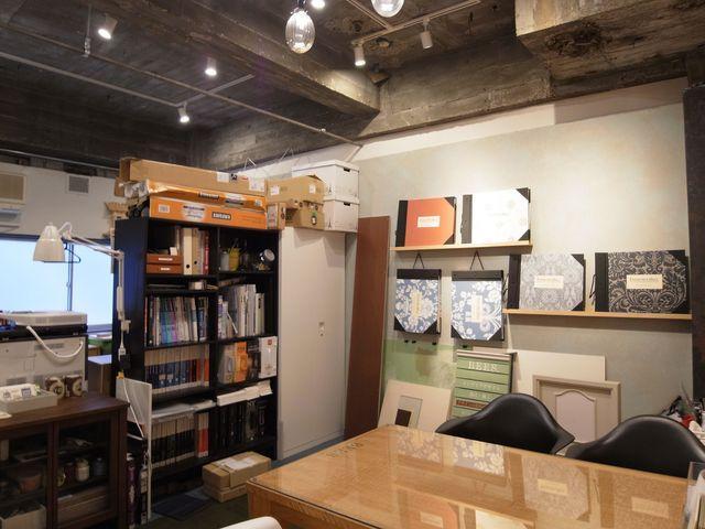 デザイン事務所などの入居者が多いです。