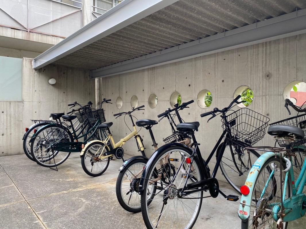 自転車があれば天王寺まで15分!