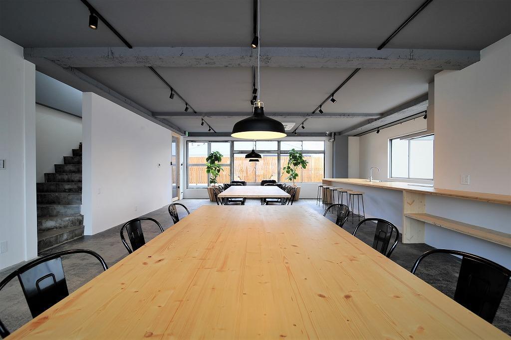 暮らすように働く@谷六のシェアオフィス (大阪市中央区谷町6丁目の物件) - 大阪R不動産
