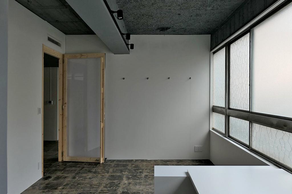 各テナント、面積や仕上げにバリエーションがあり悩みそう(07号室)