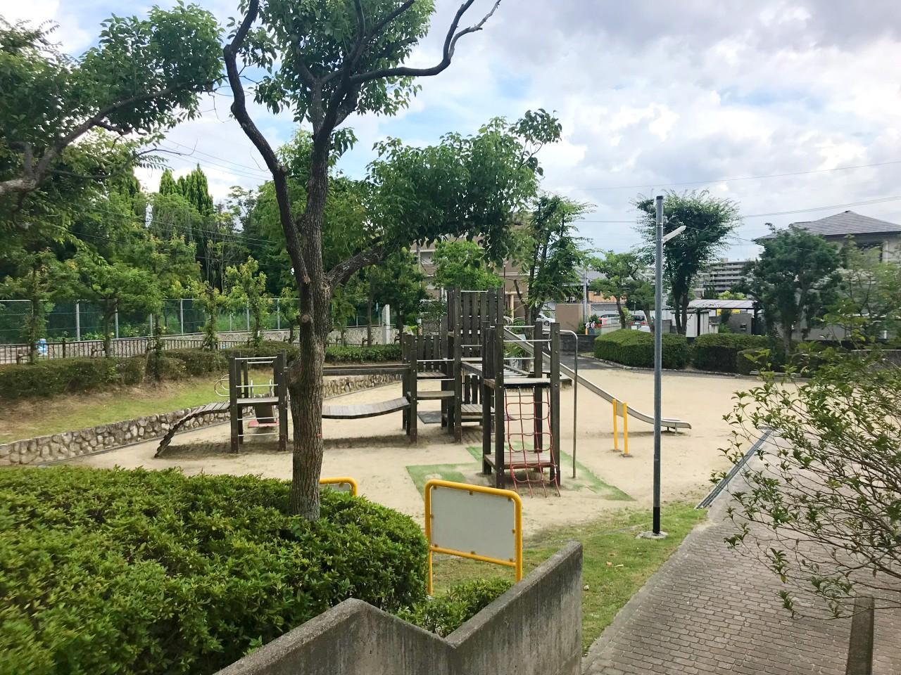 公園も隣接しています