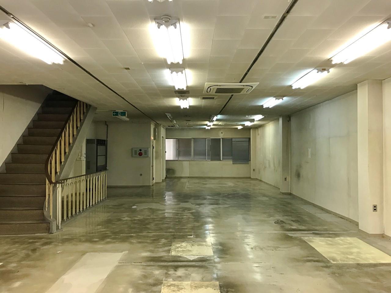 2階全景。ここと3階が一番広いです