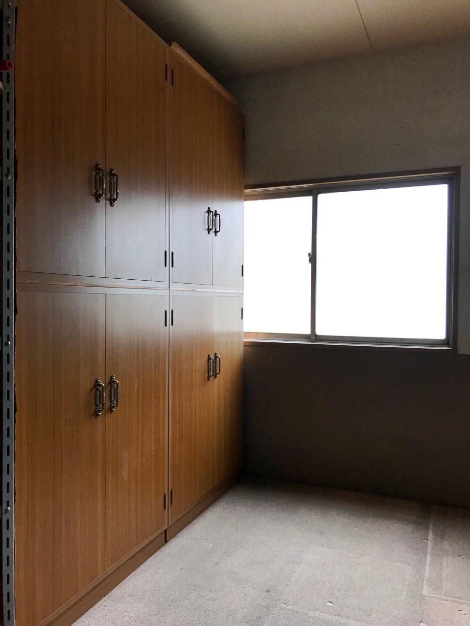5階の倉庫部分