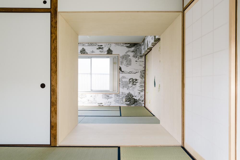 日常と非日常のトンネル (大阪市住之江区北加賀屋2丁目の物件) - 大阪R不動産