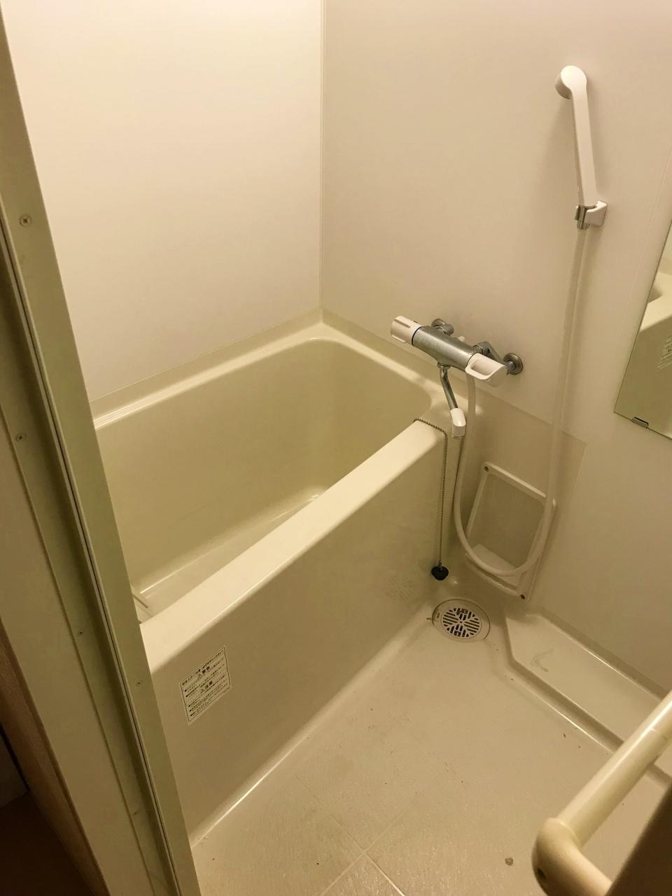 お風呂はいたって普通