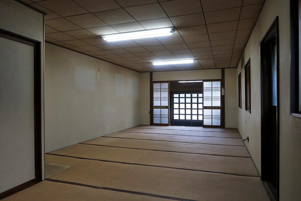 和室は17.2畳あります。