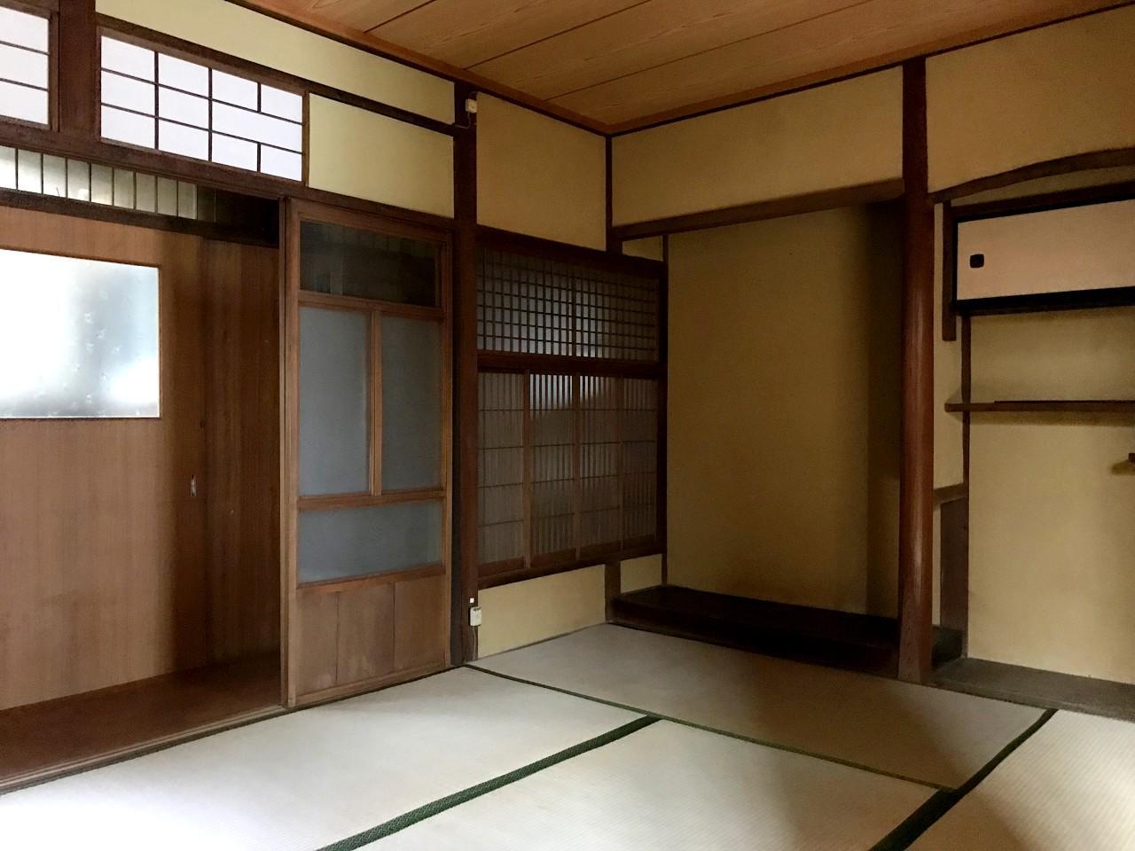 1階奥の和室