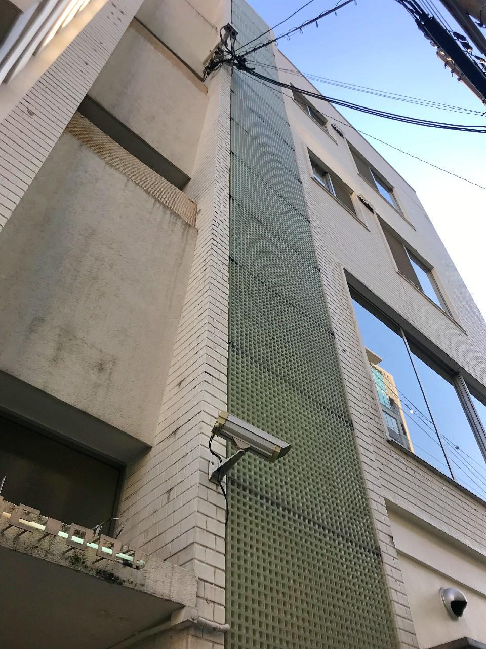 建物自体は結構レトロなんです