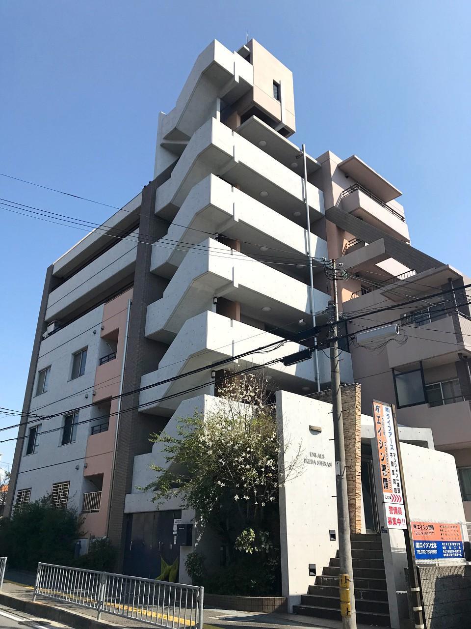 築浅めのマンション