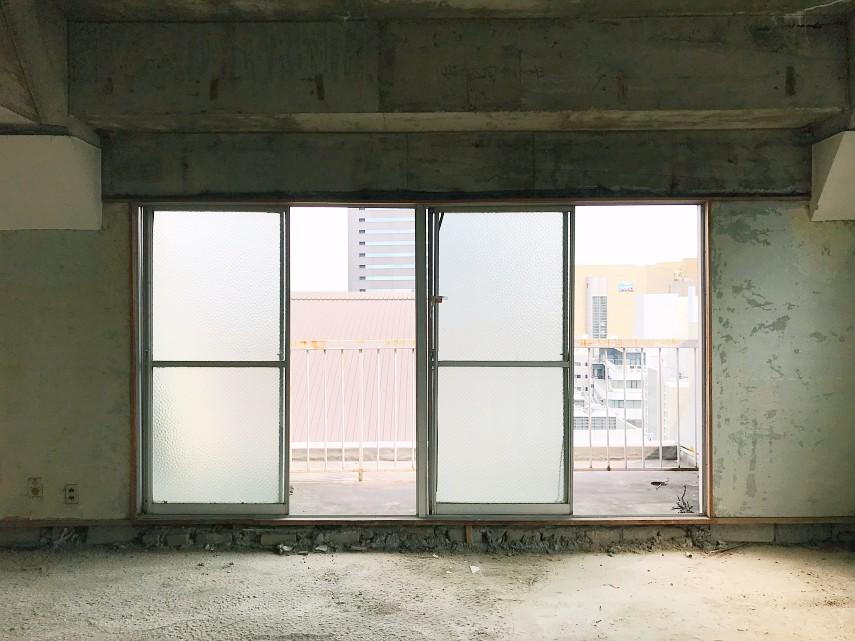 東向きの窓を活かします