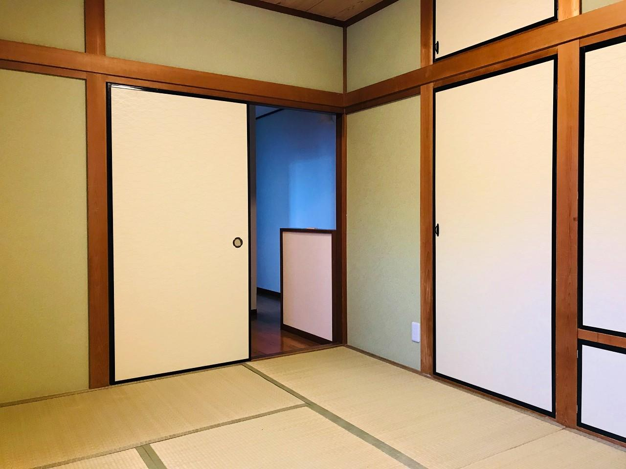 同じく2階の和室