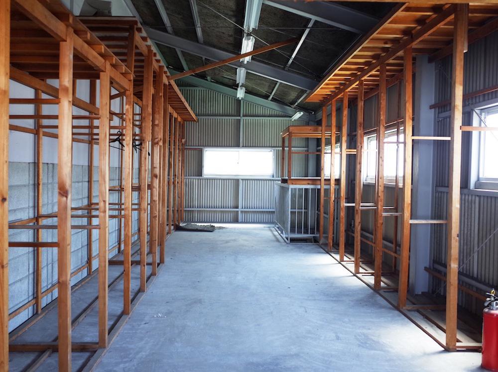 倉庫改造計画 (東大阪市永和2丁目の物件) - 大阪R不動産