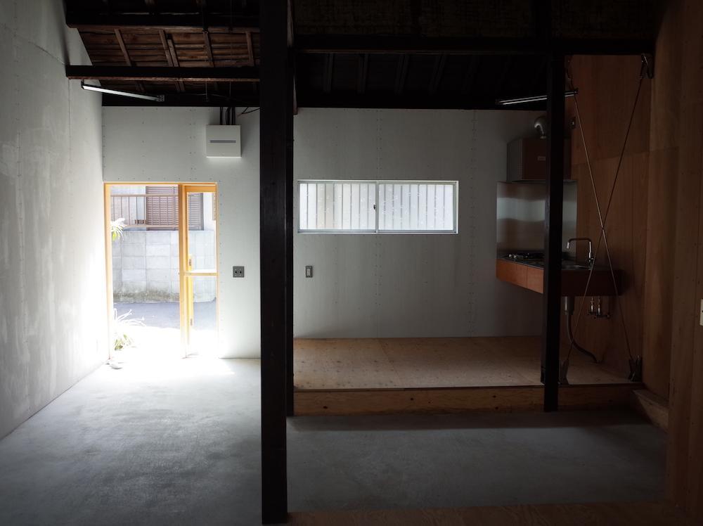 この区画は入口側にキッチンが(49-4)