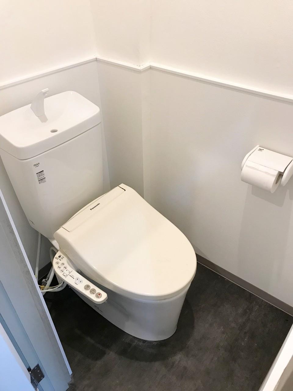 トイレも更新済み