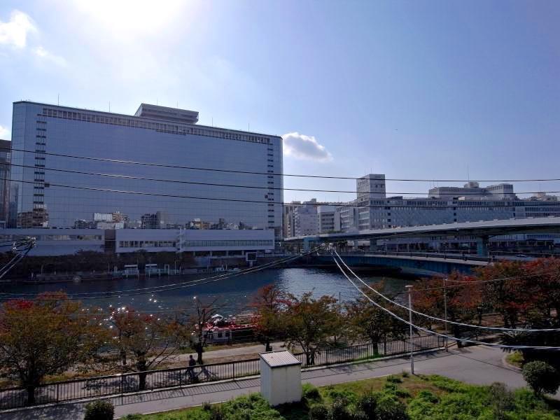天満ちる川に、ただいまを。 (大阪市北区天満の物件) - 大阪R不動産