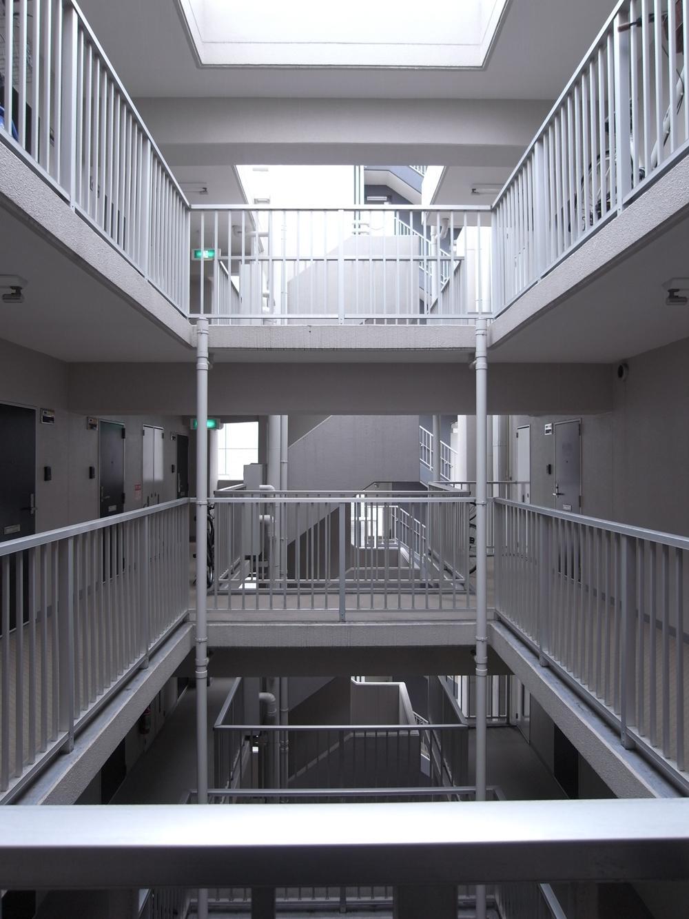 共用廊下がかっこいいと感じるのはわたしだけ?